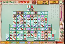 mahjong style chinois